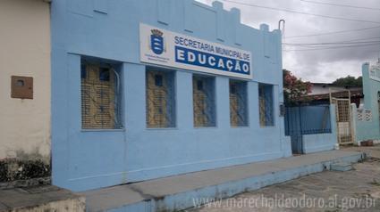 Secretaria de Educação de Marechal Deodoro